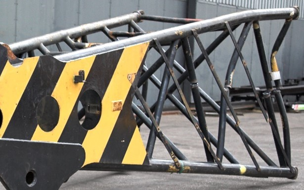 Hitachi Sumitomo SCX2000 crawler crane 1