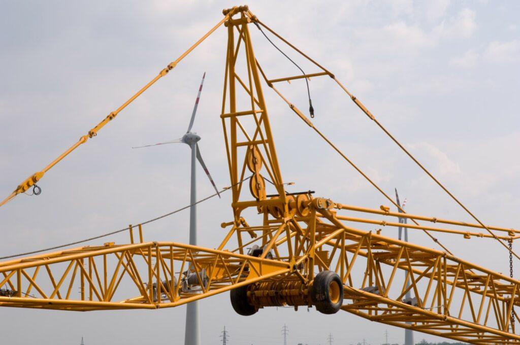 Demag crane repair service